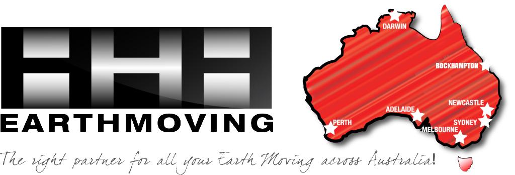 hhh Earthmoving map